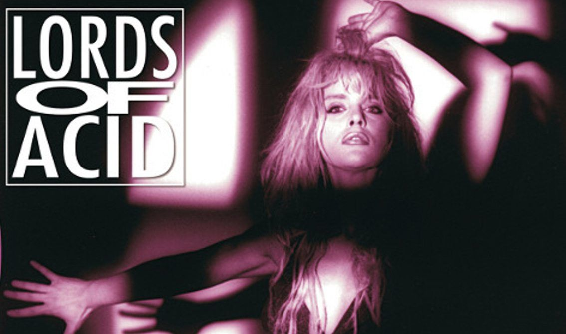 Debut album Lords of Acid re-released as a 2LP vinyl set and 2CD set - orders available now