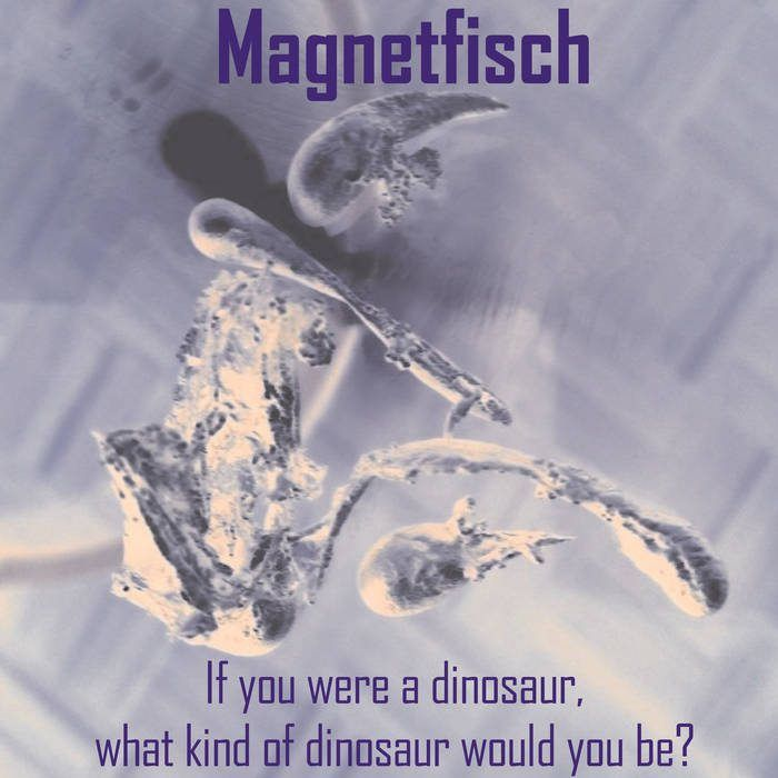 Magnetfisch – If You Were A Dinosaur, What Kind Of Dinosaur Would You Be?