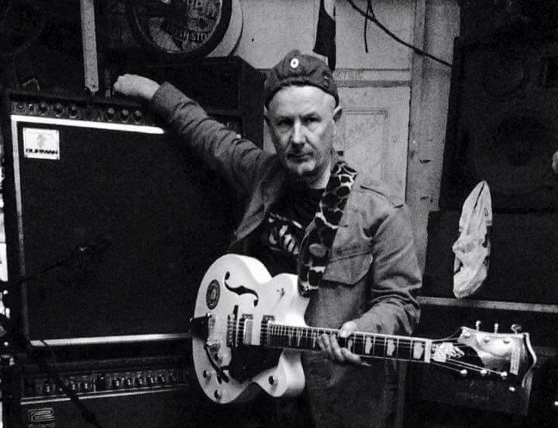 British post-punk legends 1919 announce death guitar player Mark Tighe
