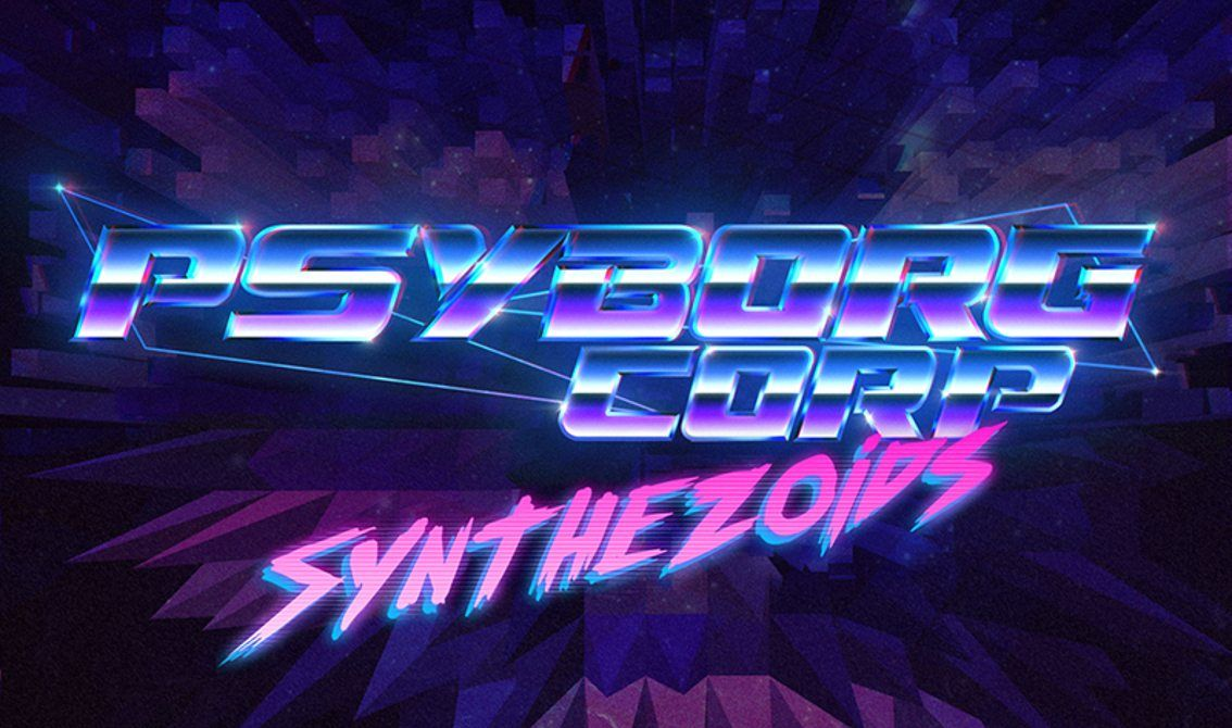 Psyborg Corp. launch teaser single'Synthezoids' to announce new album'Highways to Zenith'