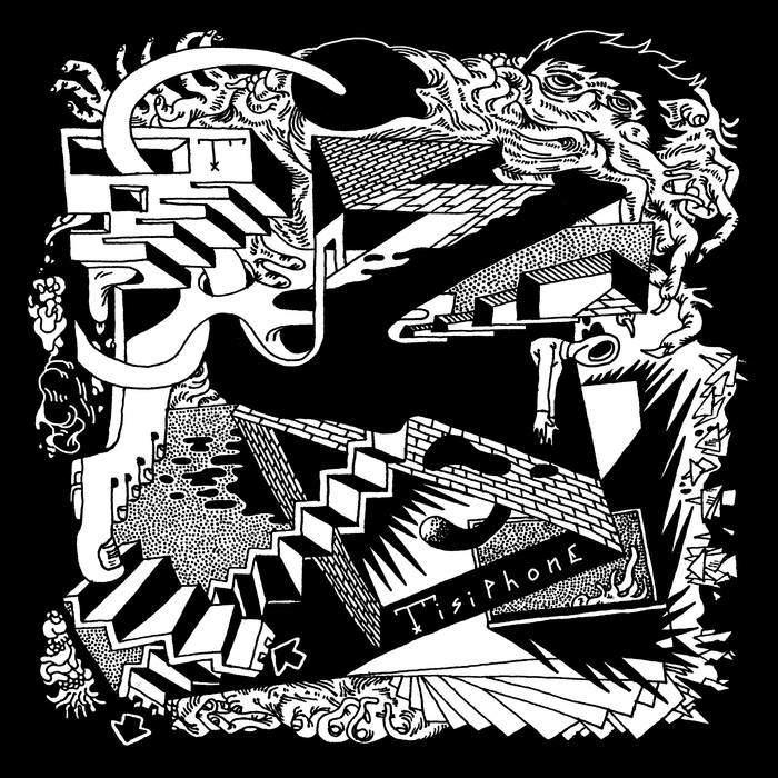 Tisiphone – Tisiphone 1st L.P