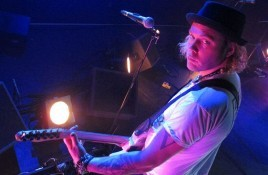 Fields of the Nephilim / Adam Ant guitarist Tom Edwards dies aged 41