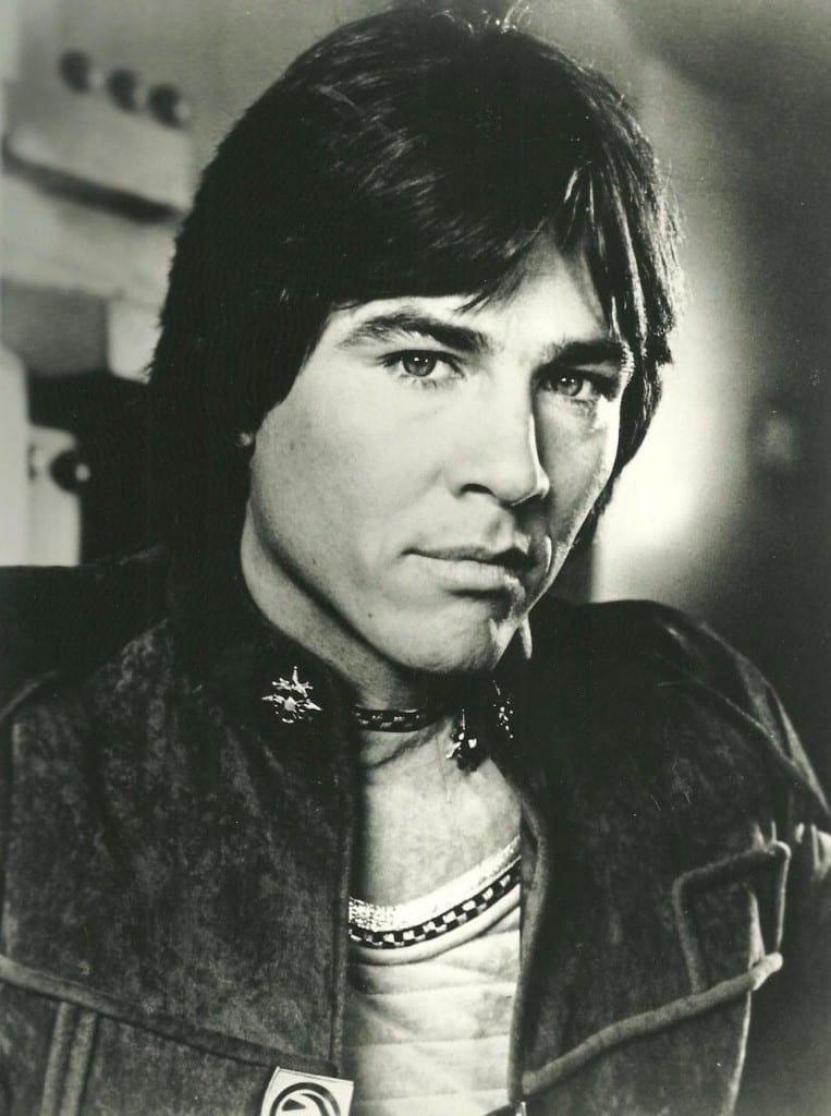 RIP Battlestar Galactica star Richard Hatch aka Captain Apollo