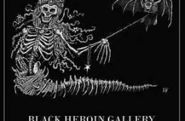 Black Heroin Gallery – The Dreadful Dead Of Hoop Snake Hollow