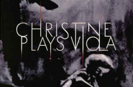 Christine Plays Viola – Spooky Obsessions
