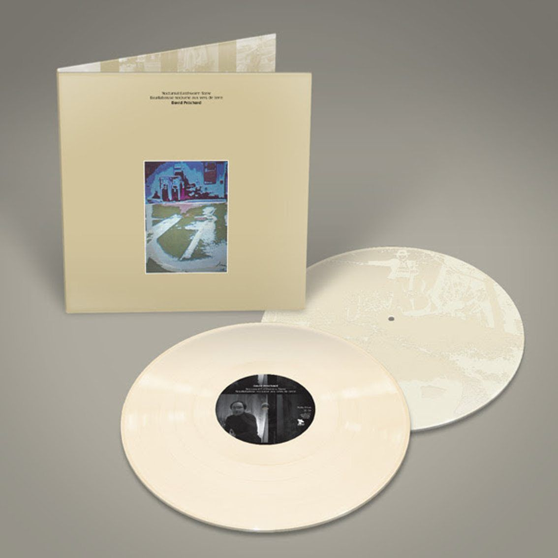 Artoffact Records reissues underground classic 'Nocturnal Earthworm Stew' by David Pritchard on CD, 2LP (in 2 vinyl versions)