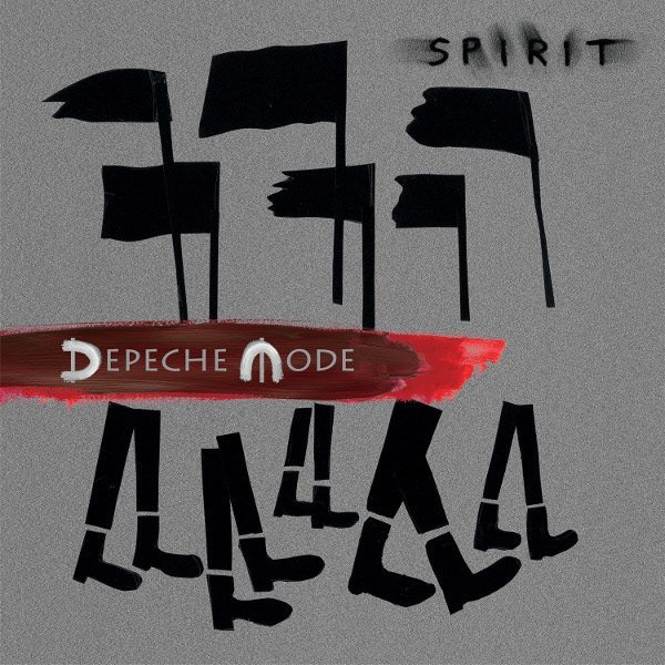 New Depeche Mode single'Where's The Revolution' to be released this Friday, full album'Spirit' out on March 17