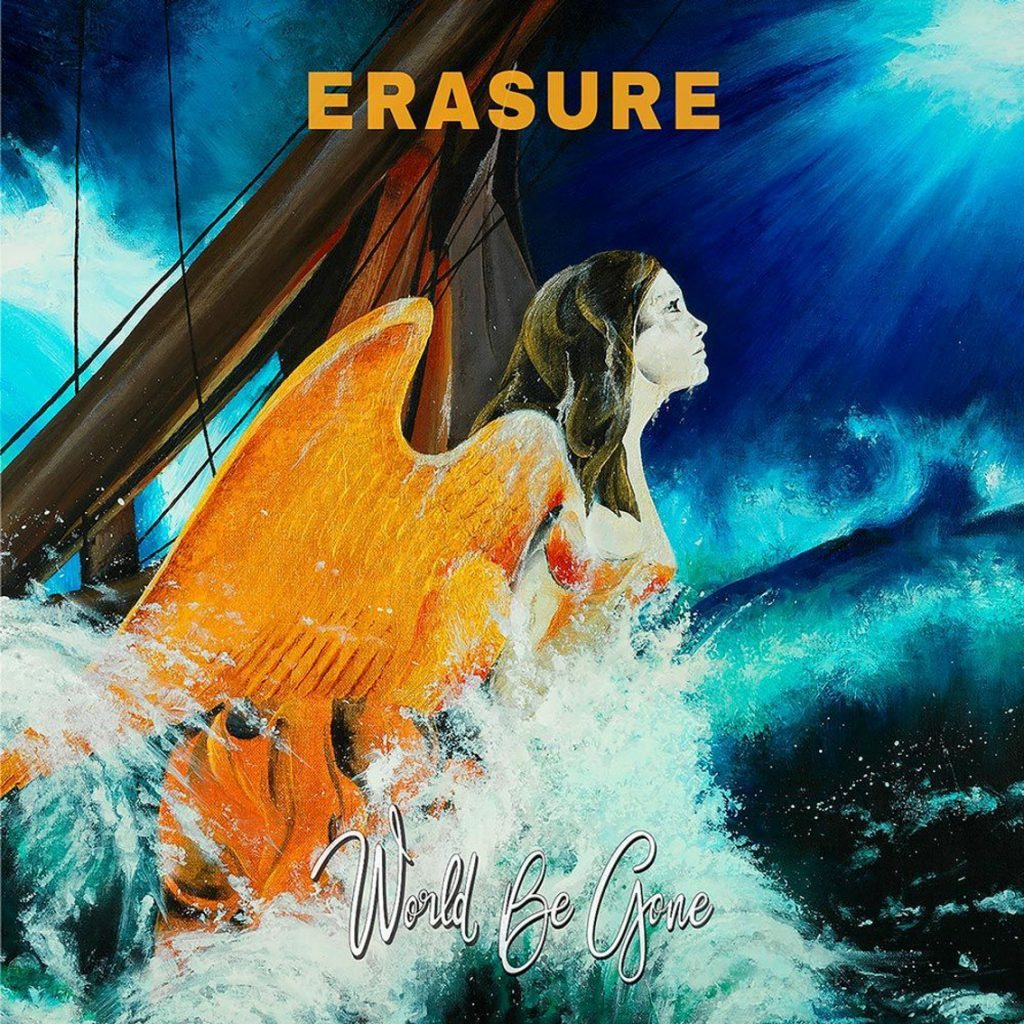 Erasure to release 17th studio album'World Be Gone' in May on cassette, vinyl and CD