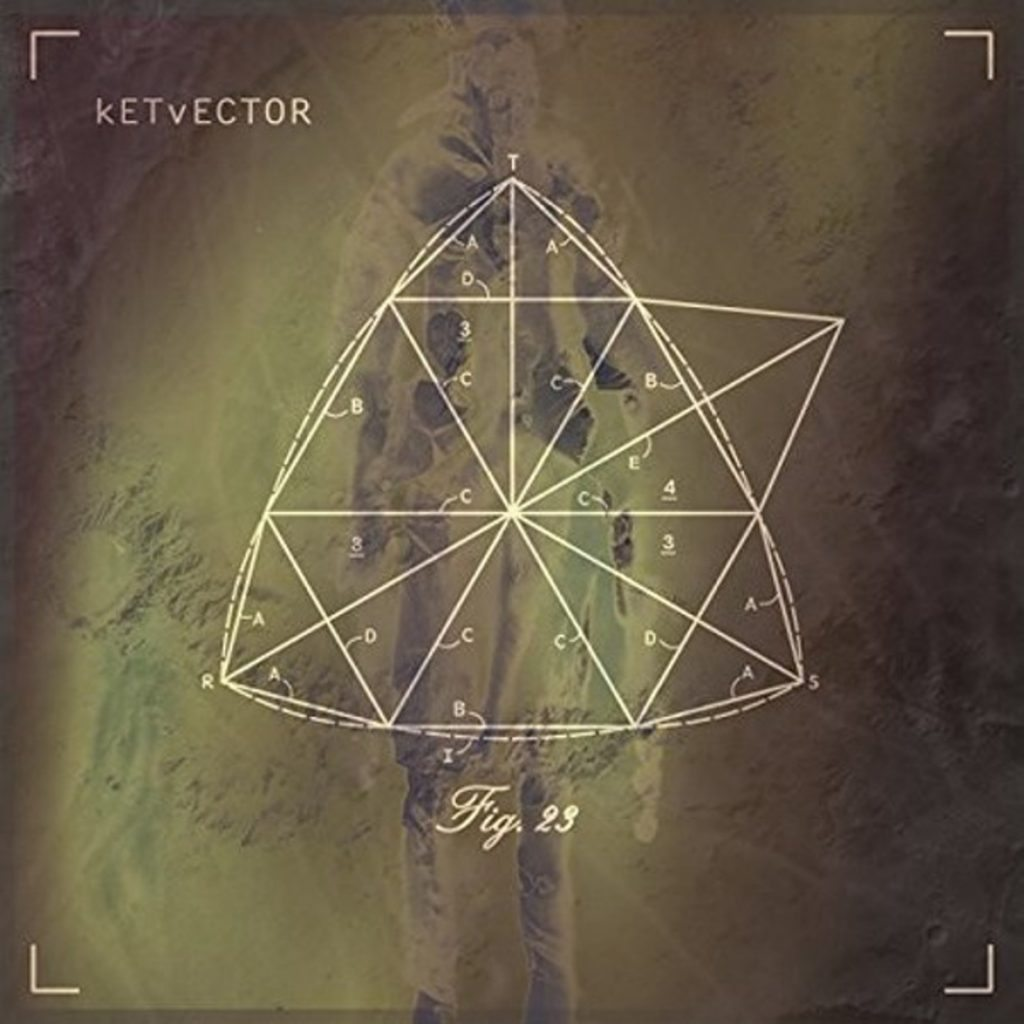 Justin Bennett (Skinny Puppy / Askew) and Stefano Rossello (Banter / Detune-X) return with Ketvector project incl. Nivek Ogre, Edward Ka-Spel etc.
