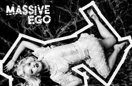 Massive Ego's album 'Beautiful Suicide' features Chris Pohl, Gene Serene, Maggie K DeMonde (Scarlet Fantastic) and dark rapper Belzebub