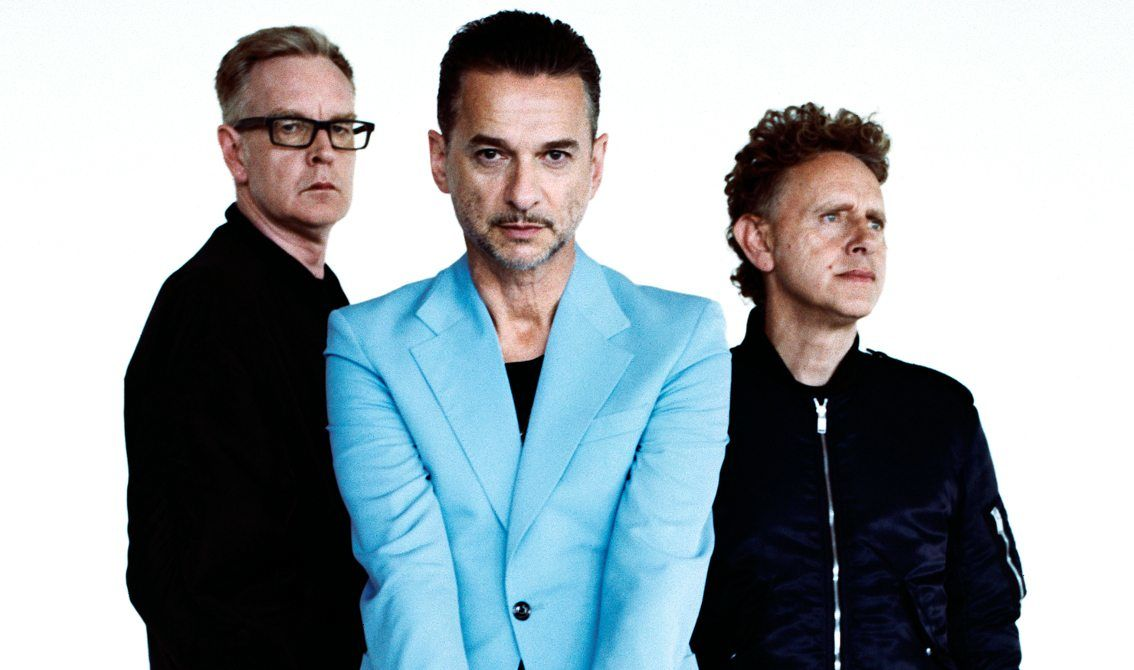 New Depeche Mode single 'Where's The Revolution' to be released this Friday, full album 'Spirit' out on March 17
