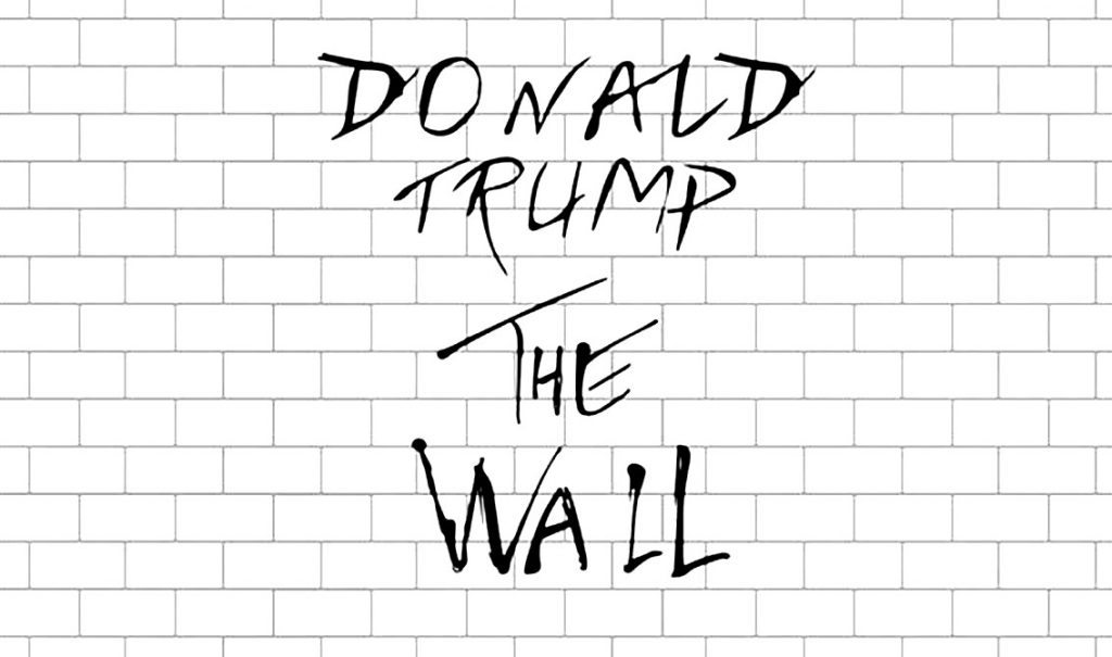 Pink Floyd's Roger Waters plans'The Wall' performance on US-Mexico border - Texmex Pink Floyd fans super happy