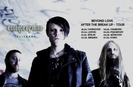 Norwegian trio Essence Of Mind are returning to Germany this spring doing a club tour - here are the dates!