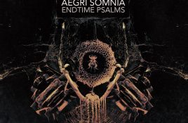 2nd album Aegri Somnia ('Endtime Psalms') released on Cryo Chamber