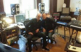 DAF has recorded a brand new single at the Hansa Studios in Berlin (together with producer Alex Silva)