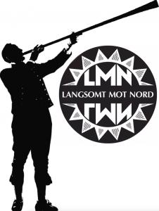 Langsomt Mot Nord - logo
