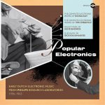 Legendary Dutch electronic music composers packaged in a 4CD deluxe box (recorded in the Philips Research Laboratories in the period 1956-1963)