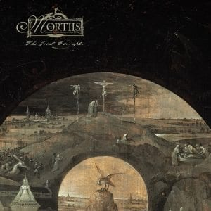 Mortiis - The Great Corrupter (LP cover)