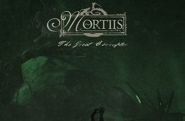 Mortiis - The Great Corrupter (CD cover)