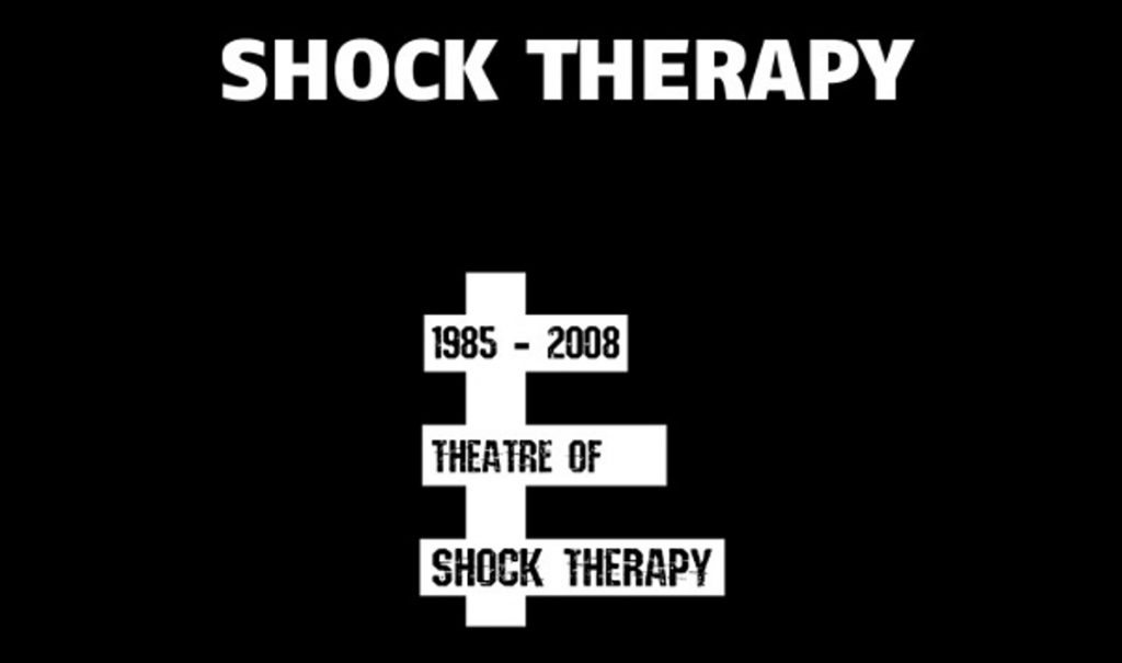 Shock Therapy compiled on'1985-2008' 2CD set including unreleased tracks