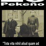 Zé Pekeño – Tota Vita Nihil Aliud Quam Ad Mortem Iter Est