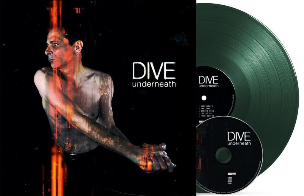 Dive returns with'Underneath' album on a very limited vinyl and CD