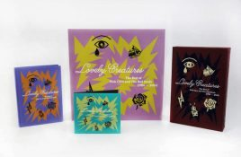 'Lovely creatures', the best of Nick Cave and the Bad Seeds (1984 - 2014) released as 3CD+DVD+Book / 3CD+DVD / 2CD / 3LP vinyl