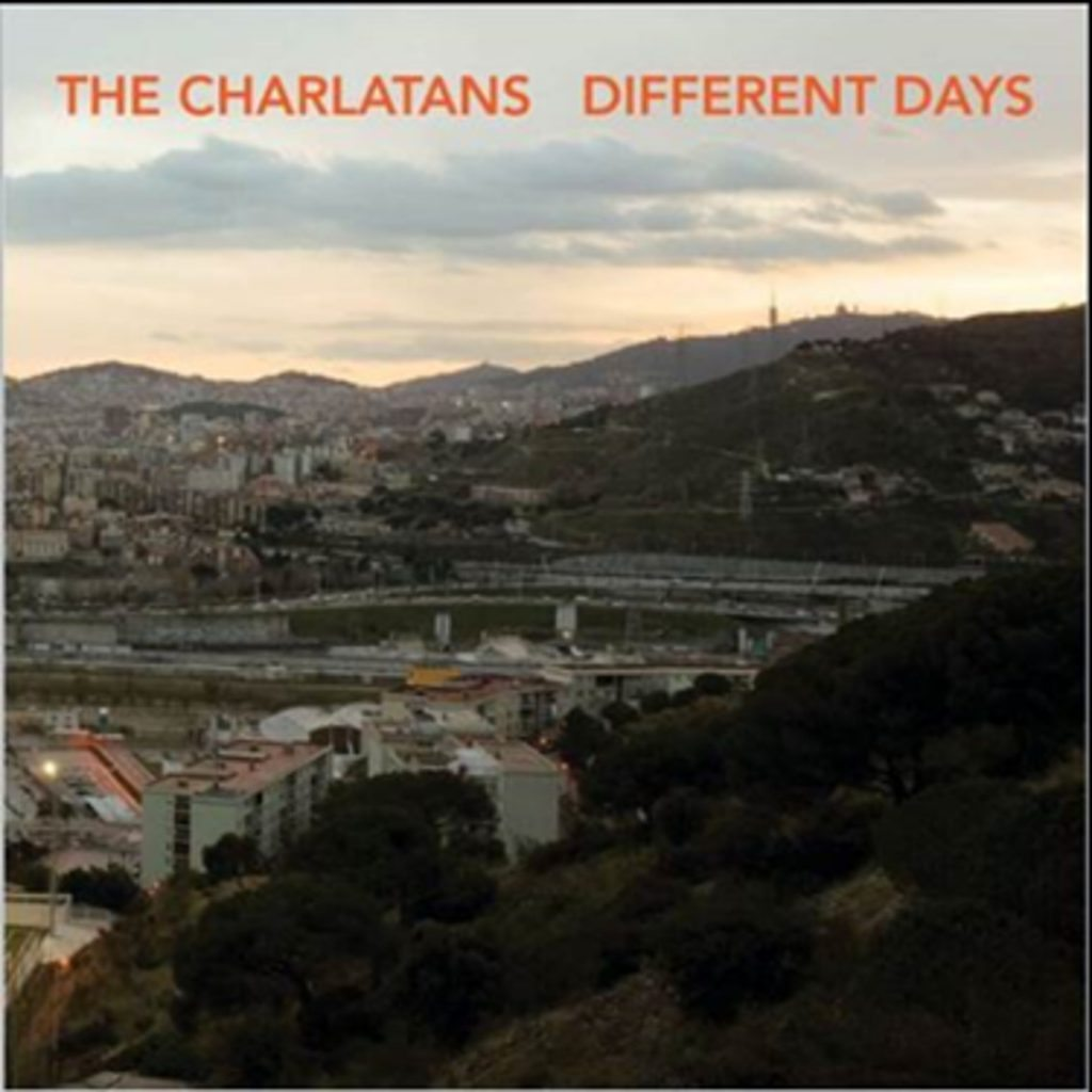 The Charlatans return with new album 'Different Days' featuring Paul Weller, Johnny Marr, Stephen Morris of New Order, ...