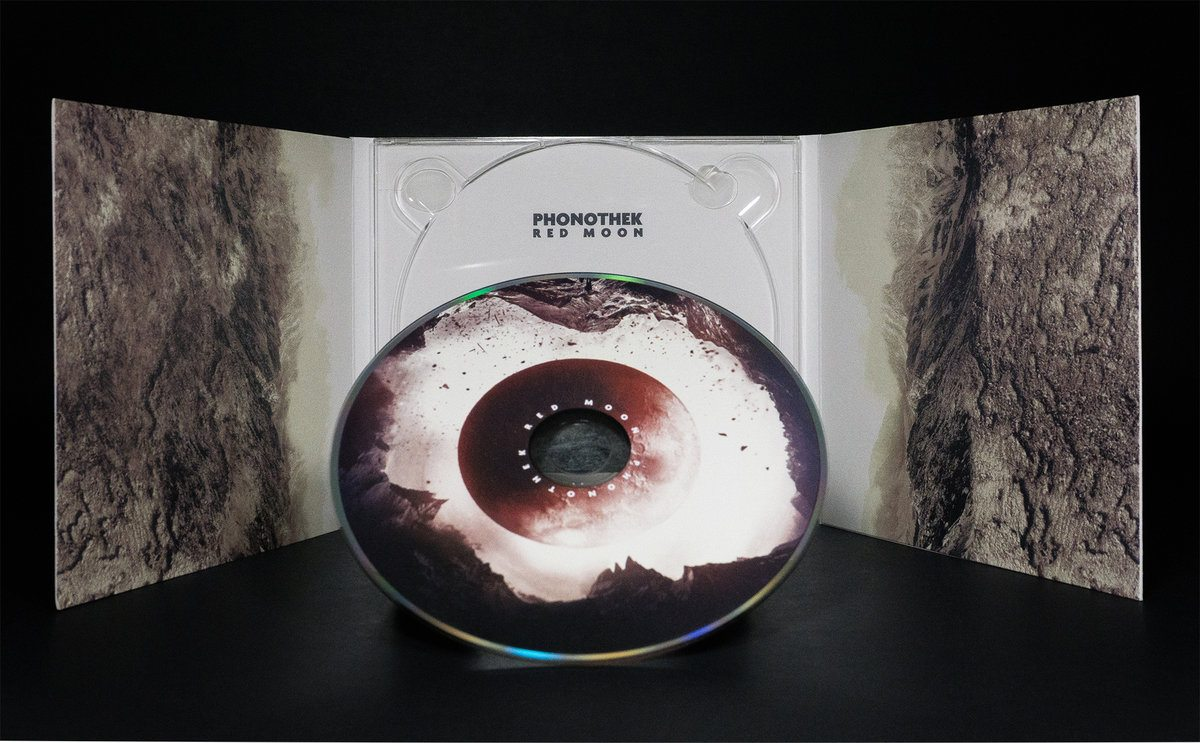 Phonothek issues 2nd album'Red Moon' on Cryo Chamber - preview it on Side-Line