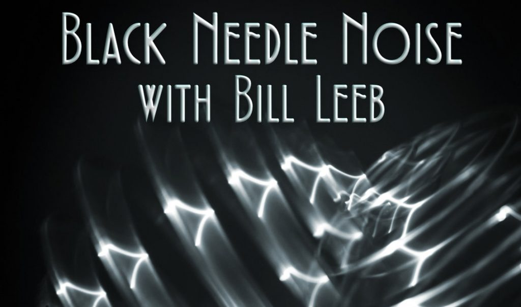 Bill Leeb (Front Line Assembly, Delerium) unites with John Fryer's Black Needle Noise project for'A Shiver Of Want' single