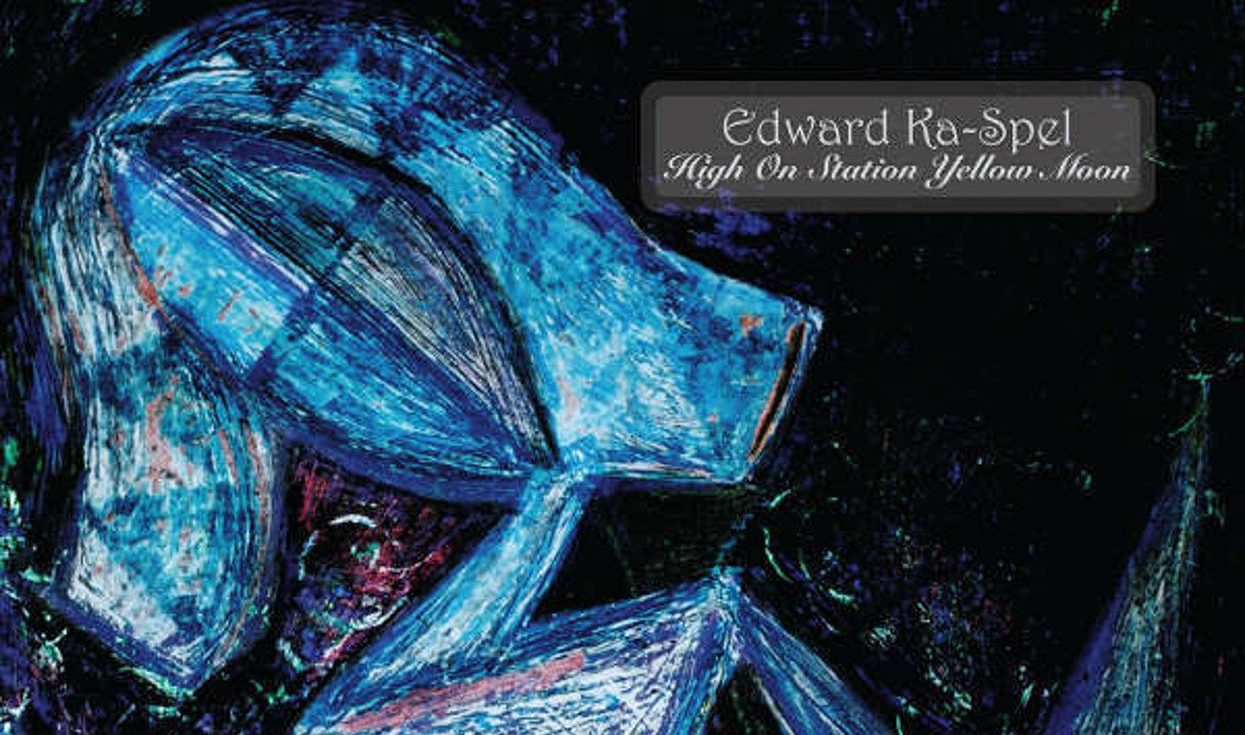 New solo album for The Legendary Pink Dots' Edward Ka-Spel expected in May: 'High On Station Yellow Moon' - out on vinyl and CD
