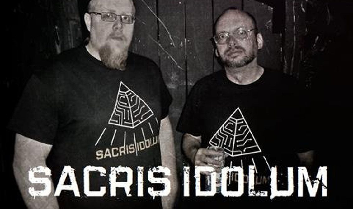 Side-Line introduces Sacris Idolum - listen now to'Malicious Compliance [V​.​2]' (Face The Beat profile series)