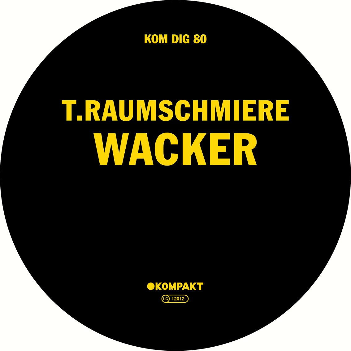 Brand new track'Wacker' by T.Raumschmiere gets the video treatment - watch it here