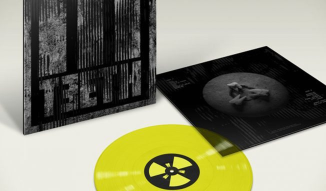 3TƎETH re-issues debut on yellow and black vinyl + on tour with Rammstein