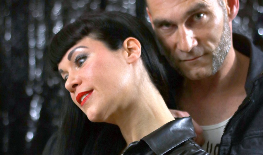Female/male oldschool EBM duo AD:keY signs to Alfa Matrix and releases new'Shameless' EP - available for immediate download
