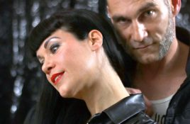 Female/male oldschool EBM duo AD:keY signs to Alfa Matrix and releases new 'Shameless' EP - available for immediate download