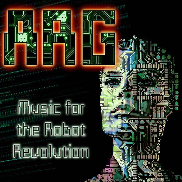 Alphane Reality Generator – Music For The Robot Revolution