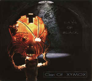 Clan Of Xymox – Days Of Black