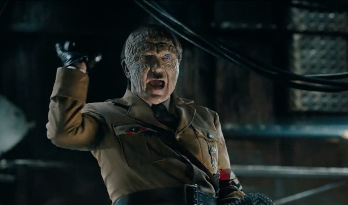 Watch first trailer for'Iron Sky The Coming Race'