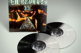 Die Krupps sees vinyl reissue of 'II: The Final Option' including 11 bonus remixes by The Sisters Of Mercy, Paradise Lost, ...