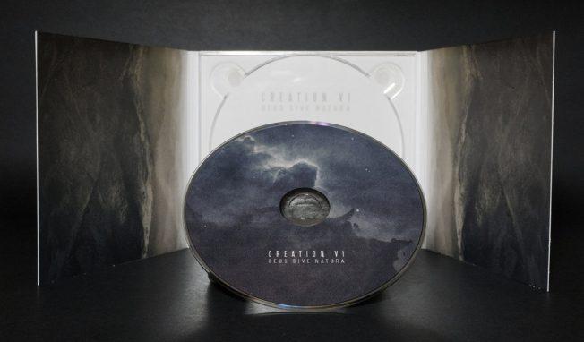 Creation VI joins Cryo Chamber with the album 'Deus Sive Natura'