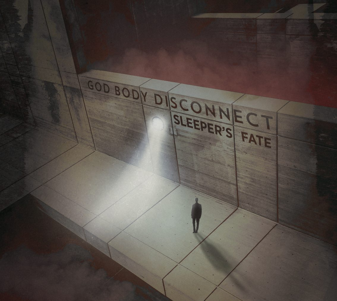 New God Body Disconnect album'Sleeper's Fate' released on Cryo Chamber - listen here