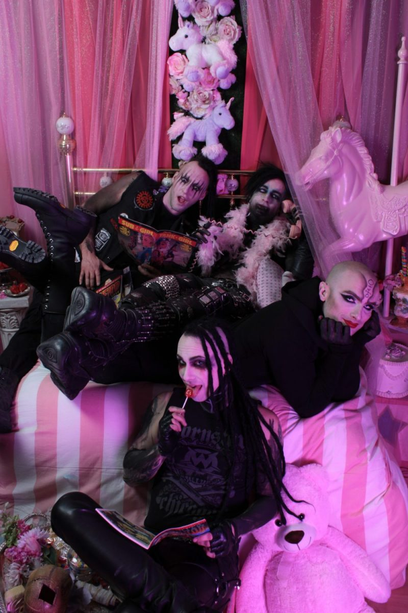 Deadsex with Graveyard Strippers - view the video here