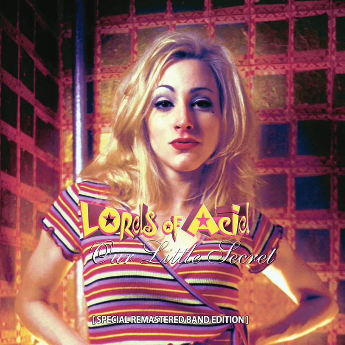 2 new Lords Of Acid reissues: 'Our little secret' and 'Farstucker' - special remastered band editions also available on double vinyl