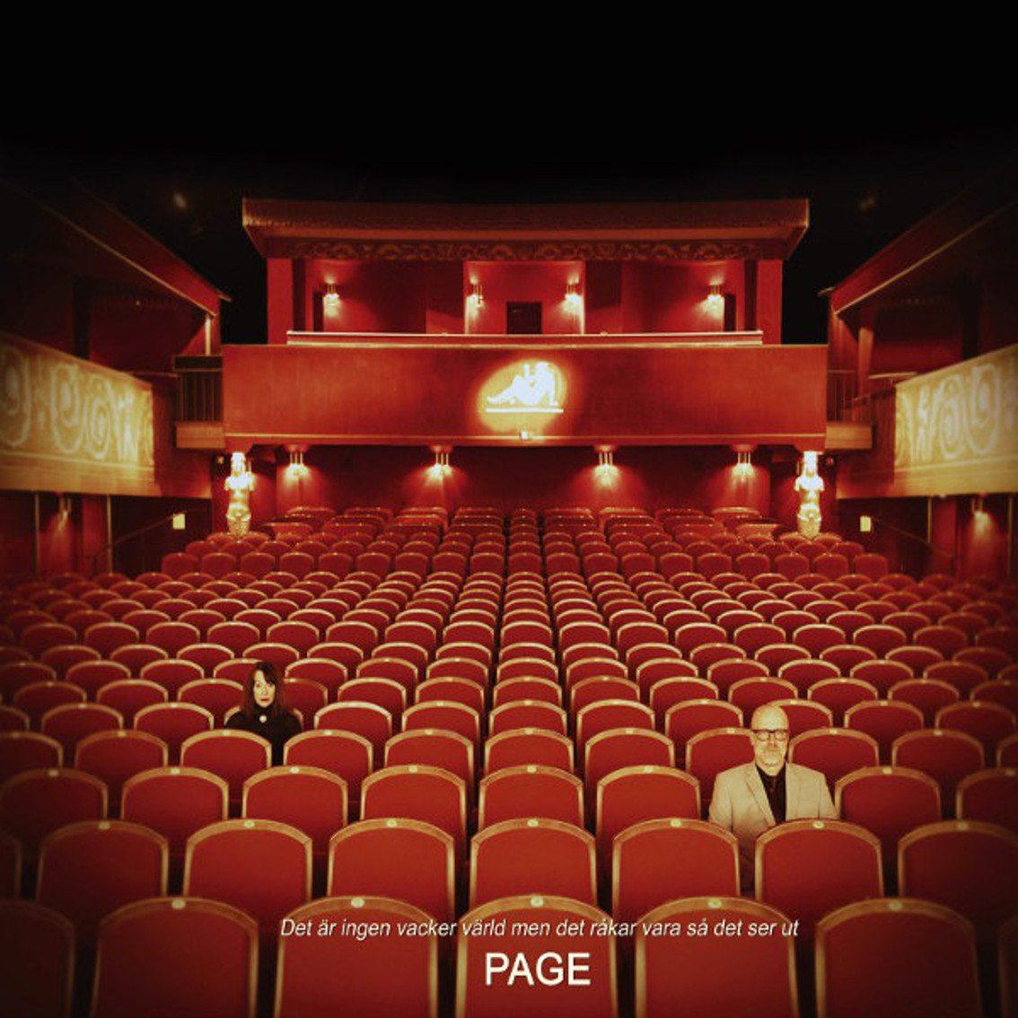 First preview of new Page album (vinyl/CD):'Det är ingen vacker värld men det råkar vara så det ser ut' - get yours here