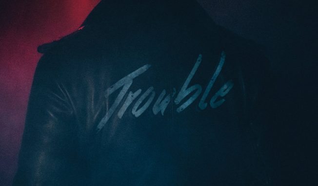 Twin Peaks tailored Trouble 2-track single 'Snake Eyes' issued as 7 inch vinyl