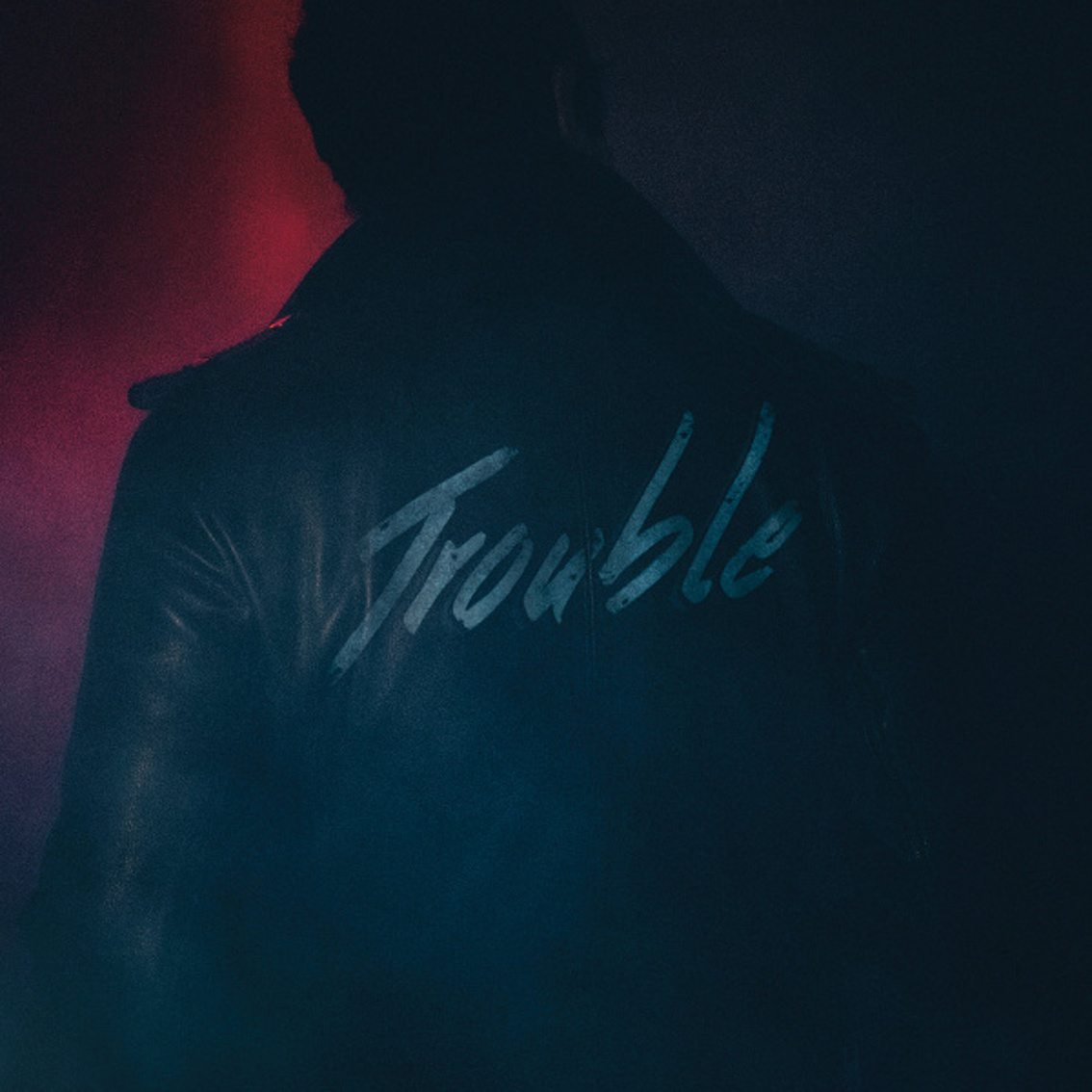 Twin Peaks tailored Trouble 2-track single'Snake Eyes' issued as 7 inch vinyl
