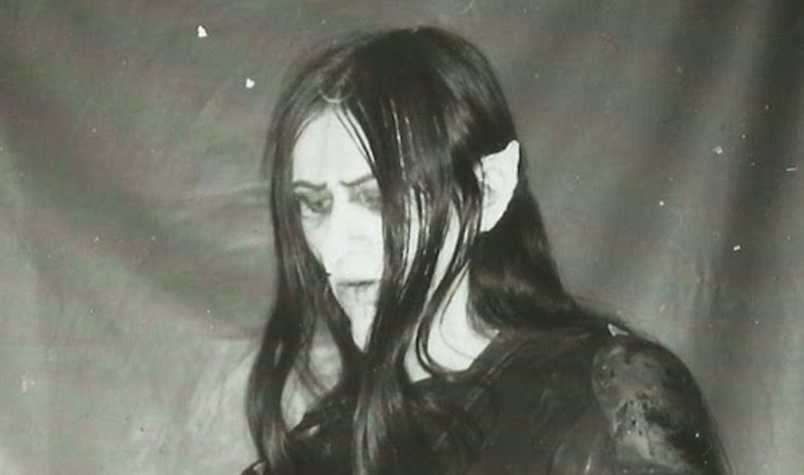 Mortiis offers 1994 album'Ånden som Gjorde Opprør' for free download + massive Cold Meat Industry Fest !
