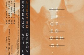 Marsheaux releases rejected demos on cassette - get your copy now - limited quantities available