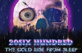 Dark Synthwave artist 20SIX Hundred reaches vinyl release pre-order goal - still available for a limited time